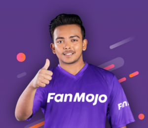 FanMojo Loot  – ₹10 SignUp + Refer ₹10 Paytm Cash