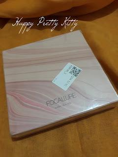 Review: Focallure 9-Pan Eyeshadow 2# Soft Power