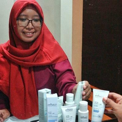 Merawat Kulit Berjerawat dengan ERHA Acne Care Lab Series dan Gentle Acne Moisturizer