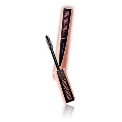 Review! Mascara Maybelline Total Temptation Volume