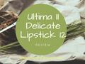 Ultima ii Delicate 12 Strawberry