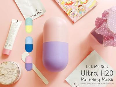 Let Me Skin : Ultra H20 Modeling Mask Review