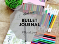 April 2019 Bullet Journal | #BujoLove