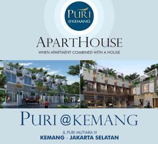 Hunian Sekaligus Investasi Untuk Pengantin Baru dengan Aparthouse Puri at Kemang