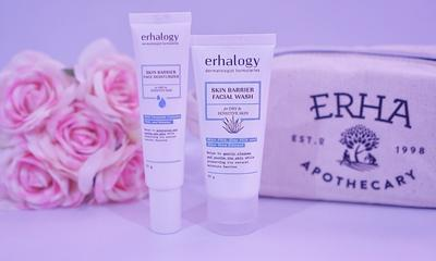 Review : Erhalogy Skin Barrier Series