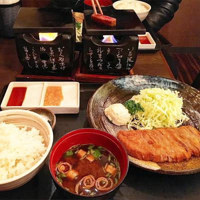 Gyukatsu Motomura - affordable good quality beef dishes in Japan