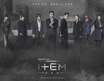 Review Drama Korea ITEM