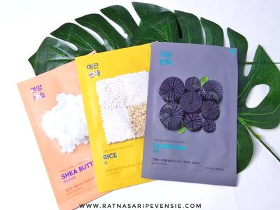Review: Holika Holika Pure Essence Mask Sheet