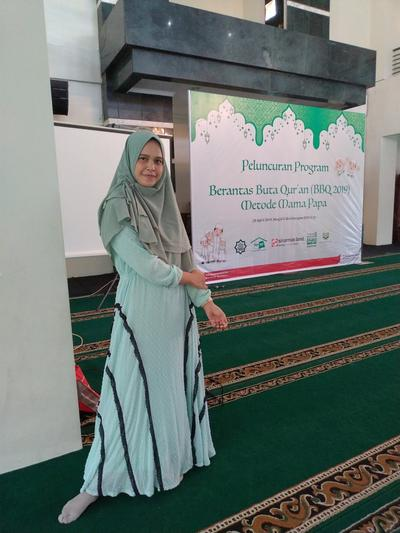 Menyambut Bulan Suci Ramadhan Perbanyak Mengaji dengan Mengikuti Program Berantas Buta Al-Qur'an (BBQ 2019)