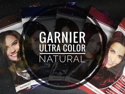 [REVIEW] Warnai Rambut tanpa Takut Rambut Rusak dengan Garnier Color Naturals ULTRA COLOR