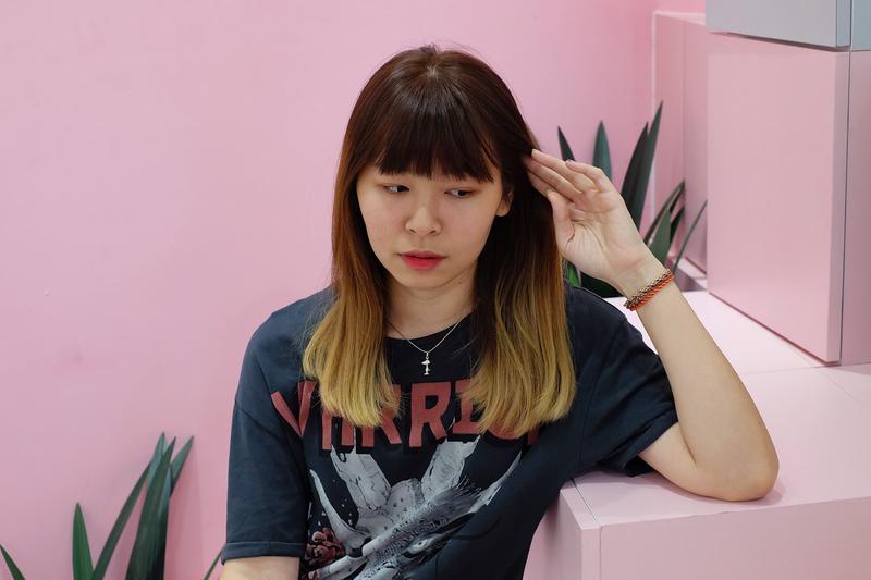 Review: Warnain Rambut di Rumah dengan Garnier Color Naturals Ultra Color