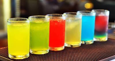 Bahaya Mengkonsumsi Sirup Berlebihan