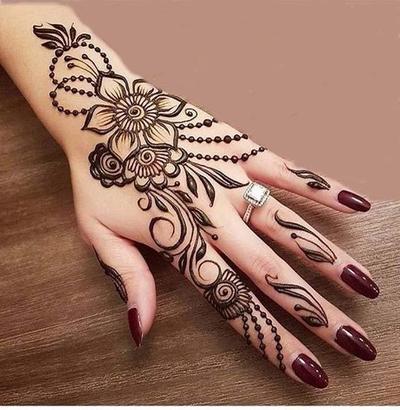Ingin Menghilangkan Henna di kulit Ikuti Tips Berikut Ini