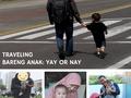 Traveling tanpa Anak: Yay or Nay