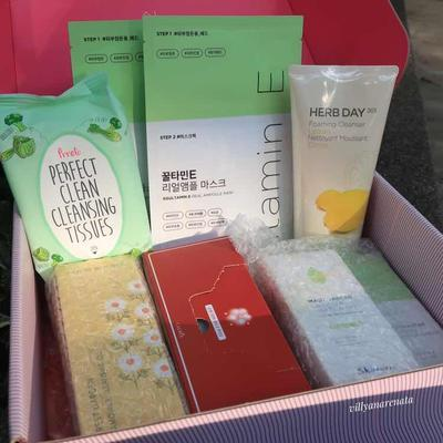 Pengalaman Belanja Skincare Korea di Althea Indonesia