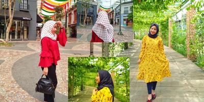 Inspirasi Mix n Match Untuk Bukber Bagi Para Hijabers