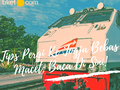 Pergi Ke Jogja Bebas Macet, Pesan Tiket Kereta Jakarta-Jogja Di Sini