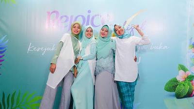 Yuk, Sejukkan Hijrah dengan Rejoice Hijab Perfection Series!