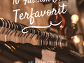 10 Fashion Item Terfavorit | #Fashion