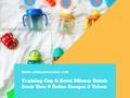 Training Cup & Botol Minum Untuk Anak Usia 6 Bulan Sampai 2 Tahun