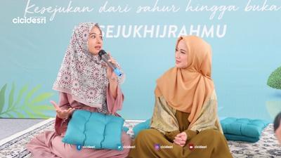 Sejukan Cantikmu Bersama Rejoice Hijab Perfection