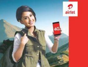 Airtel Missed Call & Get 10GB Free 4G/3G Net