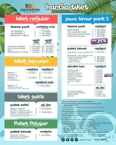 Jalan-Jalan ke Jatim Park 3