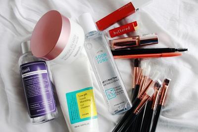 May Beauty Haul: Half Skincare, Half Make-up!