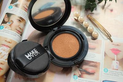 Make Over Powerstay Demi-Matte Cover Cushion N30 Review