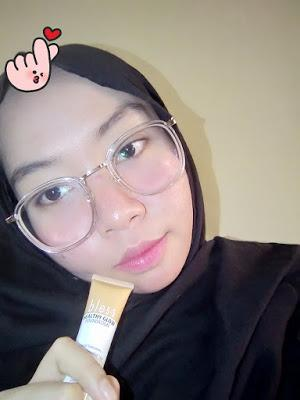 [Review] Bless Healthy Glow Foundation – Ini Make Up atau Skincare?