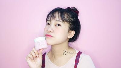 [REVIEW] INNISFREE : Jeju Cherry Blossom Tone Up Cream