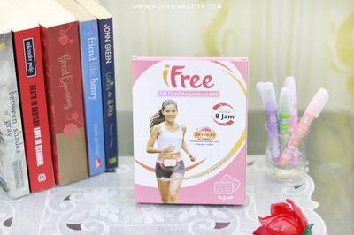 [Review] iFree, Pad Terapi Hangat Nyeri Haid