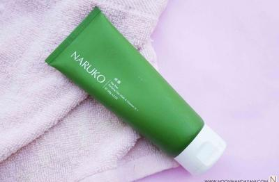 Beauty: Review Naruko Tea Tree Clay Mask & Cleanser in 1