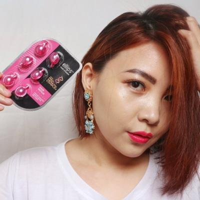 [Review] Perawatan Rambut Favorit dari Jaman Sekolah : Ellips Hair Vitamin Pro Keratin