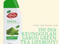 4 Keunggulan Sabun Green Tea Lifebuoy, Wajib Anda Pahami