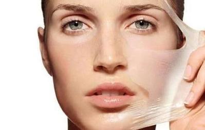 Membuat Masker Peel off Dengan Cara Alami