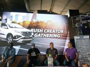 Rush Creator Gathering