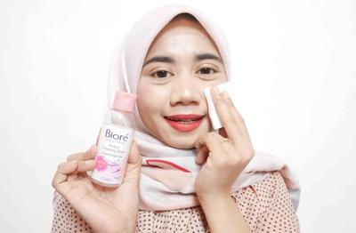 Beauty: Double Cleansing dengan Biore Perfect Cleansing Water!