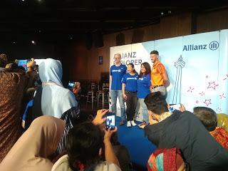 salurkan bakat anak dengan kegiatan yang positif melalui Allianz Explorer Camp