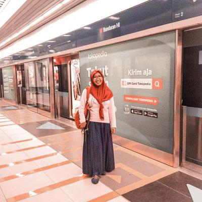 Pengalaman naik MRT Jakarta, Ini dia Rute dan Tarifnya!