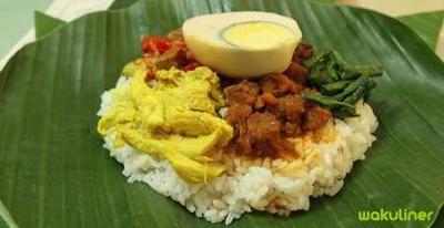 Inilah Isi Nasi Bogana! Cocok Buat Acara Kumpul-Kumpul