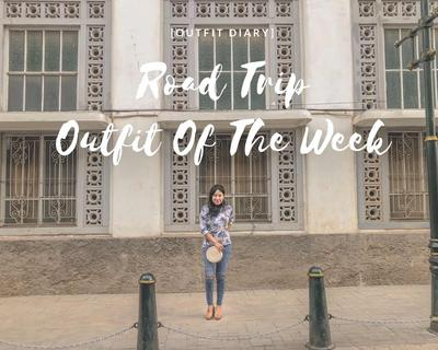 [Outfit Diary] : Road Trip / Temples Vacation Trip