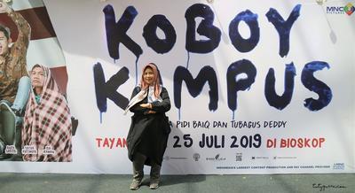 Nonton Film Koboy Kampus Dijamin Bikin Ingat Masa Ngampus dan Kangen Kampus