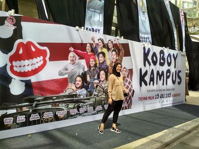 Film Koboy Kampus, Satir Berkelas dari Pidi Baiq dan Kawannya Semasa di ITB