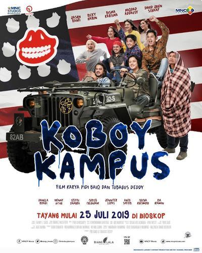Review Film Koboy Kampus : Sebuah Pengalaman Pidi Baiq Saat Orde Baru