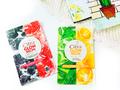 Review: Citra Glow Recipe Juicy Sheet Mask | Green Tea + Yuzu Orange & Activated Charcoal + Pomegranate