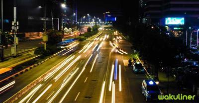 5 Jalanan di Jakarta Ini Patut Dijadikan Foto untuk Postingan Instagram