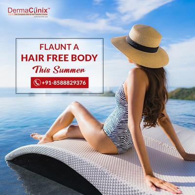 Why Chose Tummy Laser Hair Removal In Delhi?