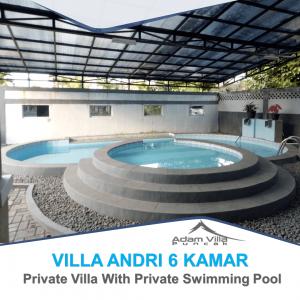 Sewa Villa Murah Di Puncak Kapasitas 30, 35 s/d 40 Orang