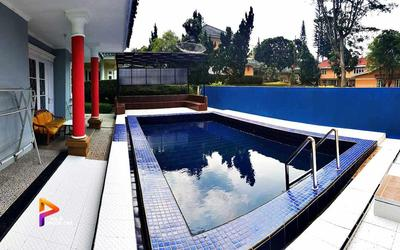Villa Puncak Resort Jl Gunung Geulis Private Pool